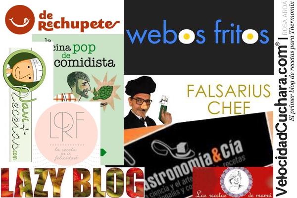Mejores blog de gastronomía