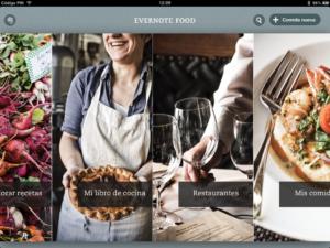 apps de recetas