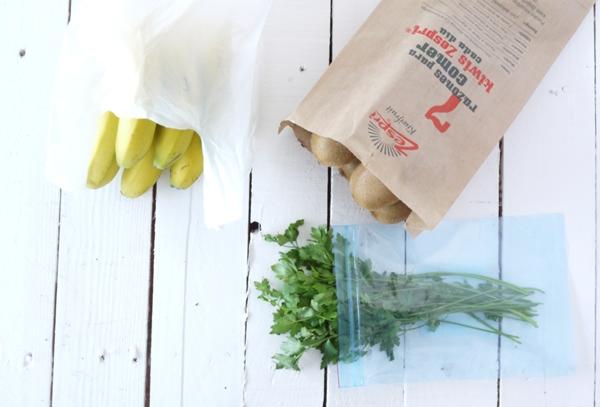Como conservar fruta y verdura